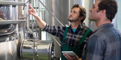 HMI/SCADA software in food manufacturing plant   GE DigitalHMI/SCADA software in food manufacturing plant   GE Digital