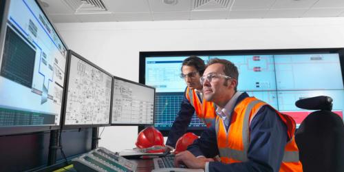 Control room with iFIX Productivity Tools   GE DigitalControl room with iFIX Productivity Tools   GE Digital