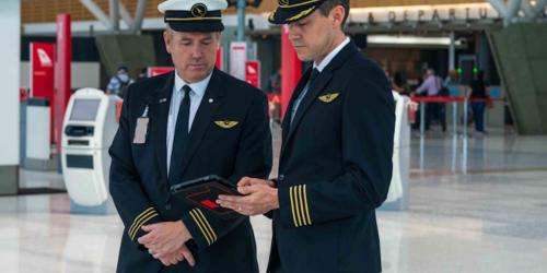 FlightPulse software empowers pilots through data | GE Digital | Qantas Case Study