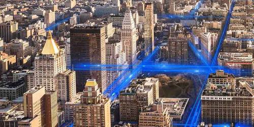 Smart Grid Illustration | GE | Software to optimize power grids
