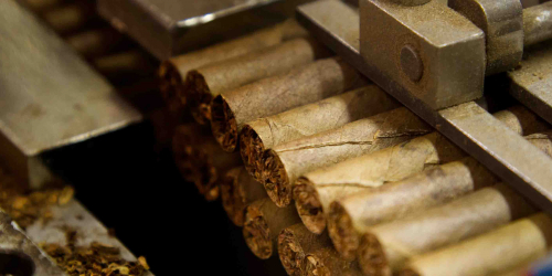 Royal Agio Cigars Connects Real-Time Information to Production, Improving Efficiency and Quality