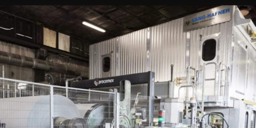 Skjern Paper uses GE Digital's CSense software and digital twin technology