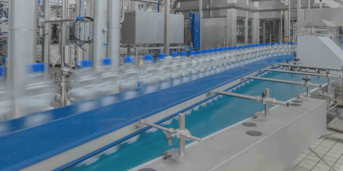 GE Digital Proficy software helps bottling and beverage manufacturers improve operations