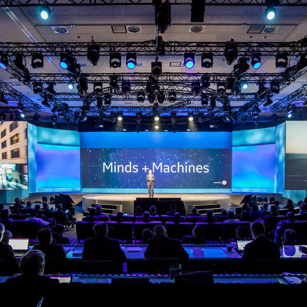 Minds + Machines, GE Digital's Industrial Internet event