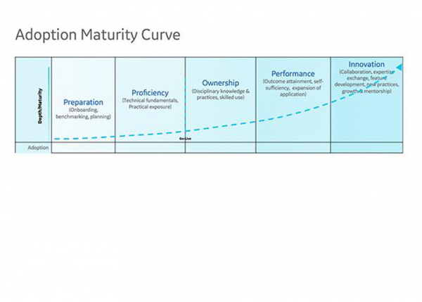Adoption Maturity Curve