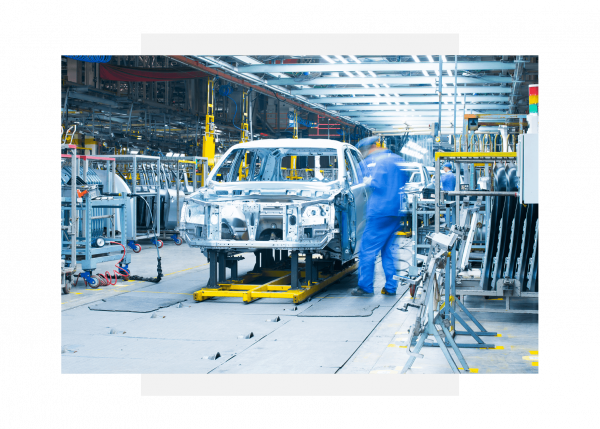 Automotive manufacturers using edge-to-cloud technology including historian software