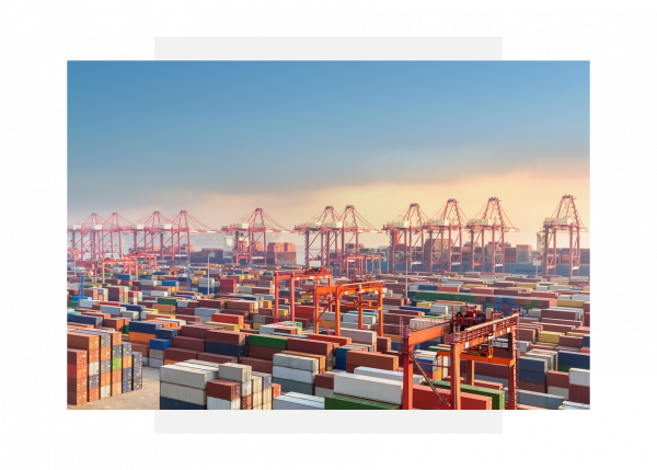 Edge-to-cloud applications can help container terminals optimize efficiency