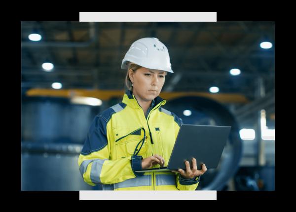 Industrial working using HMI/SCADA software | GE Digital