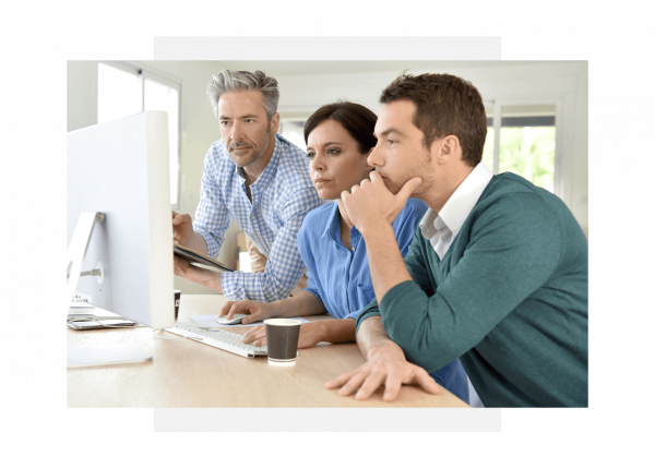 Industrial application developers using Predix Platform from GE Digital