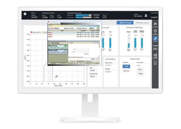 HMI/SCADA Workflow software from GE Digital | Screenshot showing alarm management