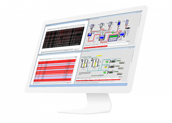 iFIX HMI SCADA software screenshot | alarm management & operational visibility | GE Digital