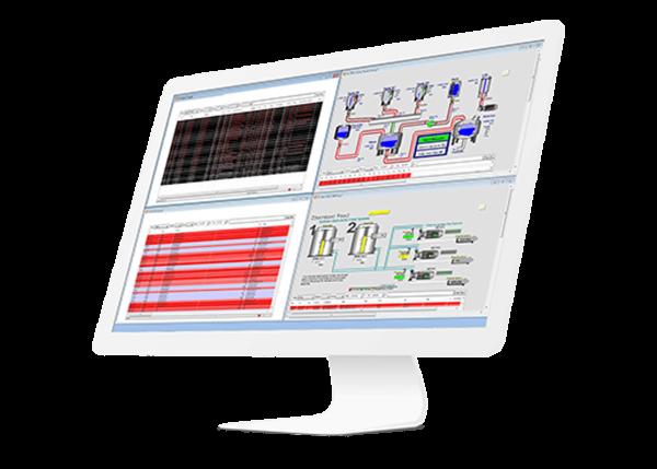 iFIX HMI SCADA software screenshot | alarm management & operational visibility | GE Digital
