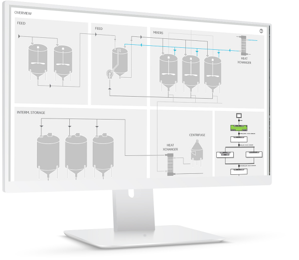 Batch Execution | GE Digital Industrial App | Screenshot