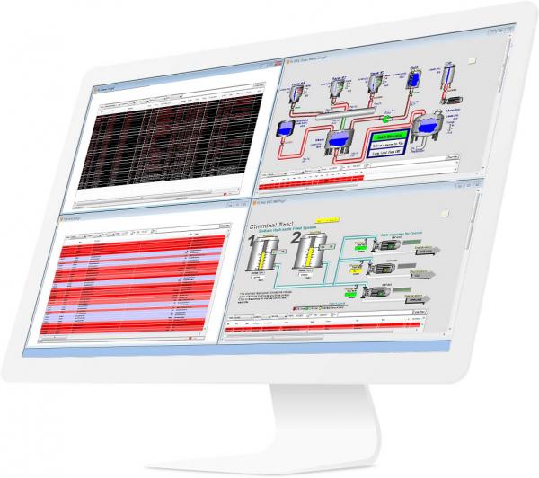 GE iFIX Productivity Tools | SCADA software Screenshot | GE Digital