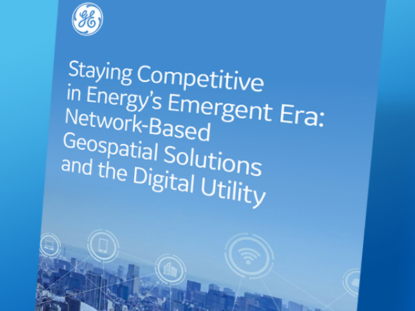 Staying Competitive in Energy's Emergent Era | GE white paper