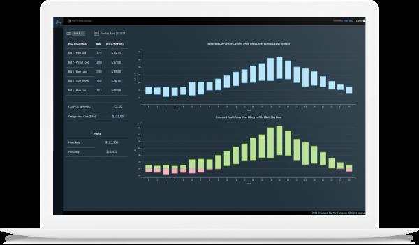 OPM Power Generators | software screenshot | GE Digital
