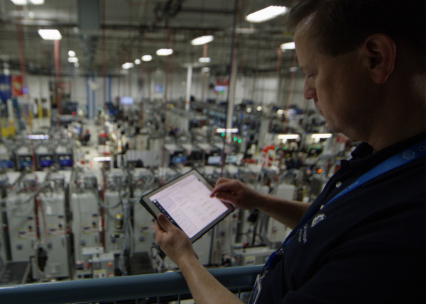 Edge to cloud solutions for digital transformation | GE Digital