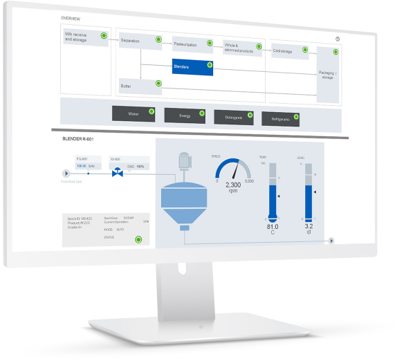 Webspace from GE Digital screenshot | HMI/SCADA extension