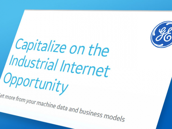 Capitalize on the Industrial Internet | Thumbnail for inforgraphic