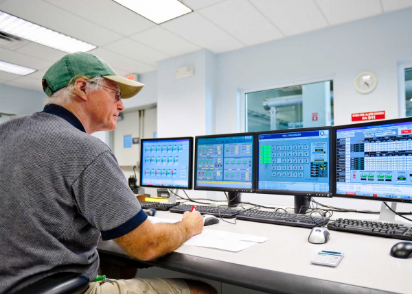 Transmission control center | GE Digital software in use for T&D