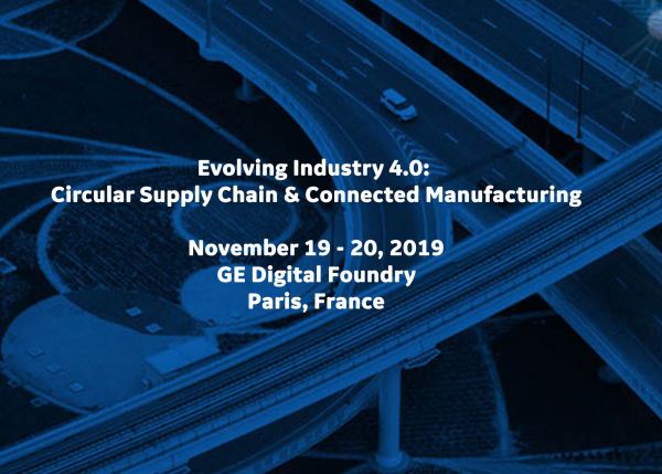Evolving Industry Symposium: Circular Supply Chain and Connected Mfg | GE