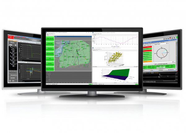 PhasorPoint Grid Monitoring | Screenshots | GE Digital Energy | Transmission