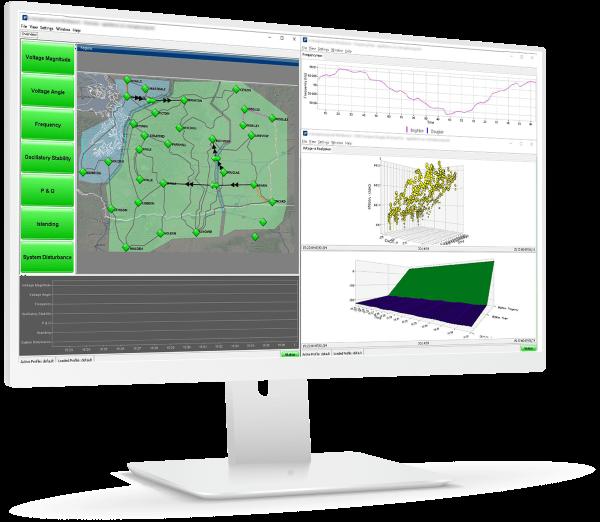 AEMS-WAMS   GE Digital   Screenshot