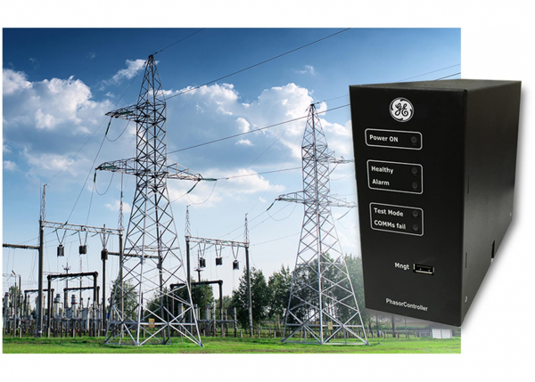PhasorController System Production and Control | GE Digital Energy | Transmission