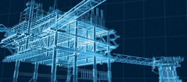 Oil & Gas rig | GE Digital software for O&G