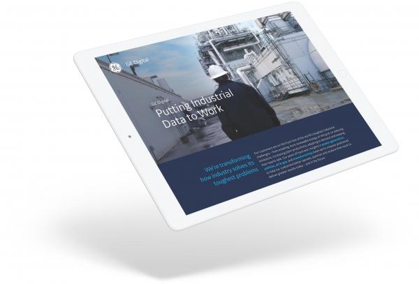 Putting Industrial Data to Work   GE Digital