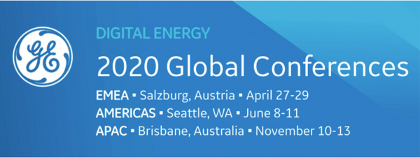 GE Digital Global Conferences 2020