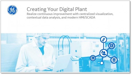 Create your digital plant | MES Webinar | GE Digital