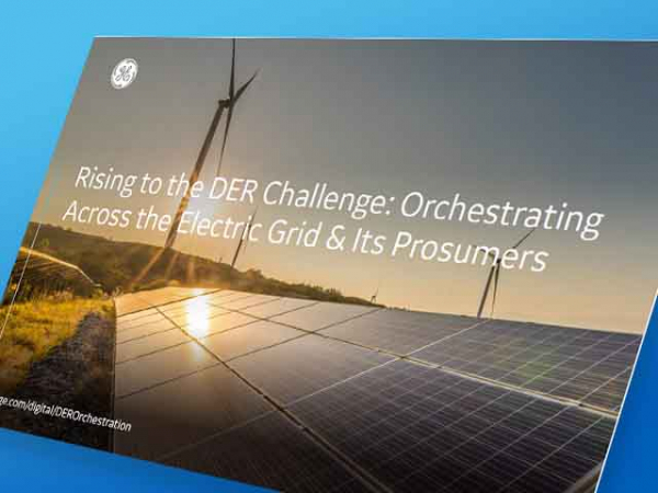 Rising to the DER Challenge | GE Digital whitepaper