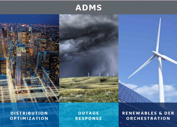 GE Digital ADMS Portfolio | Advanced Distribution Management Systems for Utilities