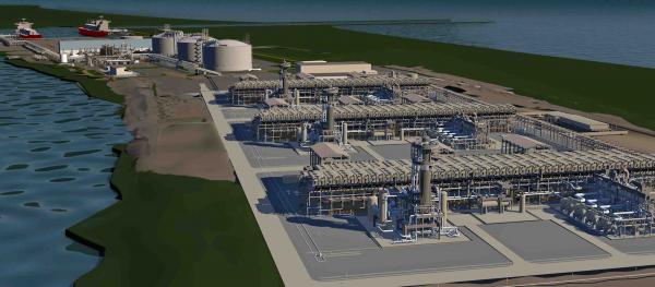 Liquefaction Facility | Freeport LNG Development, L.P.