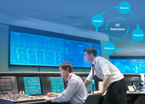 Managed Services | GE Digital | Utilities and Telecoms