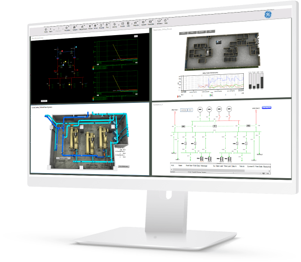 iPower screenshot | HMI/SCADA software
