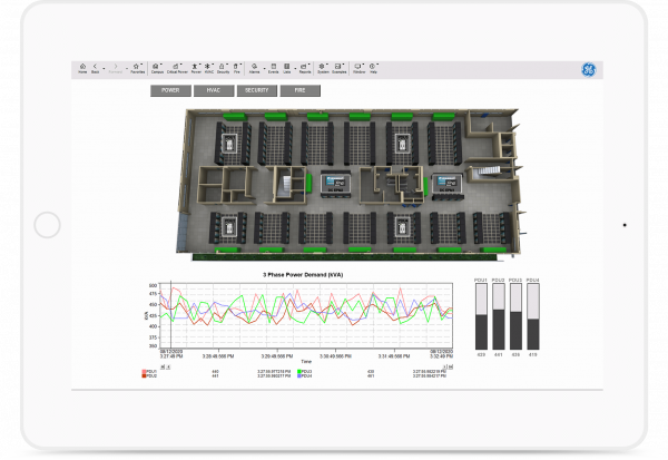 Energy management with iPower | GE Digital