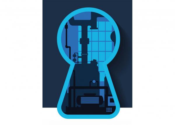 Five keys to unlock your hidden factory | GE Digital infographic