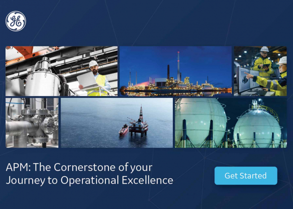 APM: Cornerstone of Your Journey to Operational Excellence | GE Digital white paper