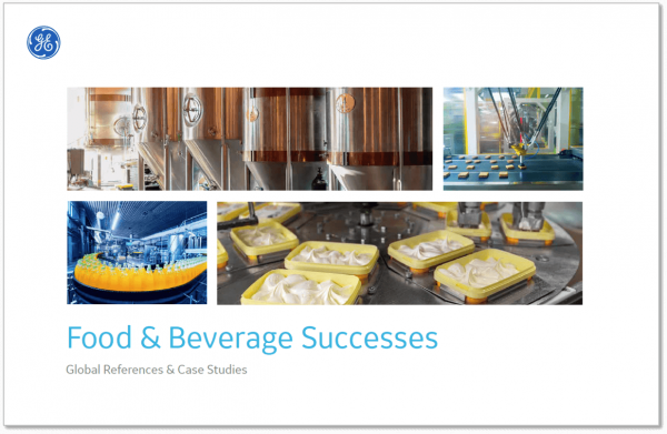 Global references | Food & Beverage manufacturers | GE Digital SCADA and MES software