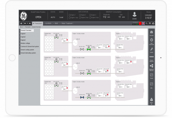 CIMPLICITY HMI/SCADA from GE Digital offers one of the richest HMI/SCADA feature sets