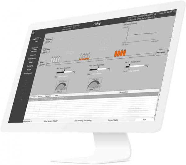 iFIX helps food & beverage manufacturers increase performance | GE Digital