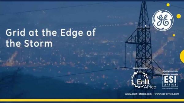 Enlit Africa; Grid at the Edge of the Storm | GE Digital presentation