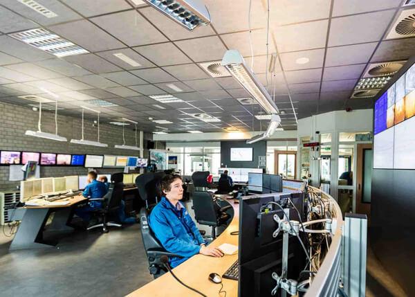 AVR Control Room | GE APM software