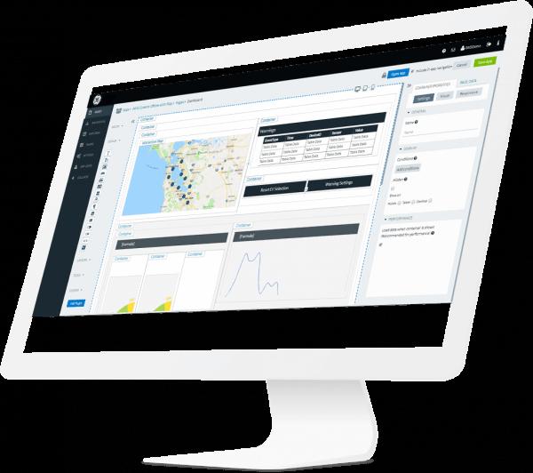 Operations Hub screenshot | GE Digital | HMI/SCADA