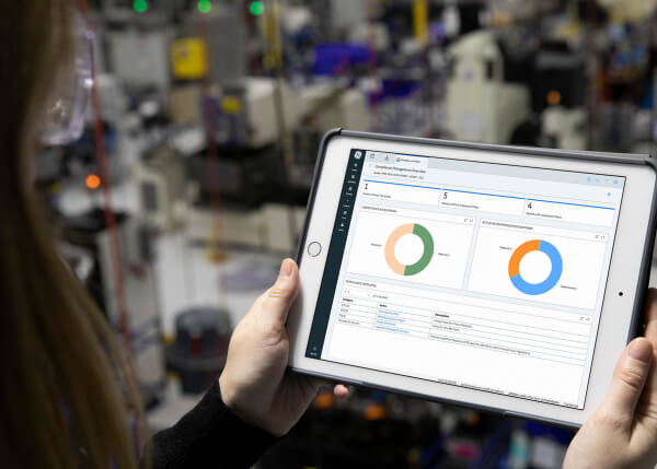 Industrial applications | Manufacturing operations, MES | GE Digital