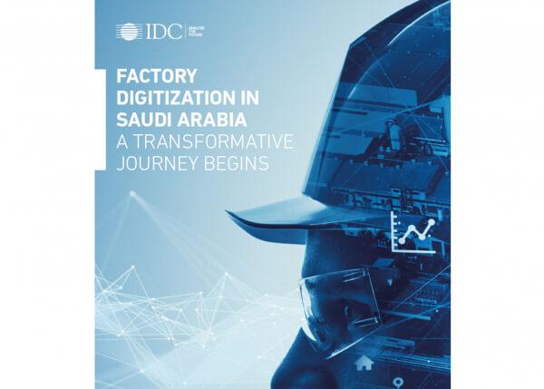 Factory Digitization in Saudi Arabia   IDC report   GE Digital