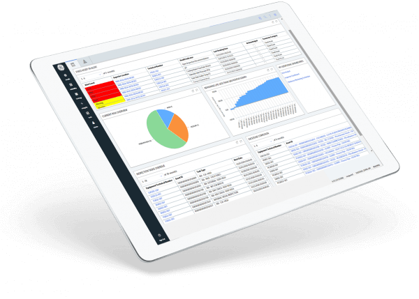 APM Integrity from GE Digital, screenshot for monitoring changing risk conditionsAPM Integrity from GE Digital, screenshot for monitoring changing risk conditions