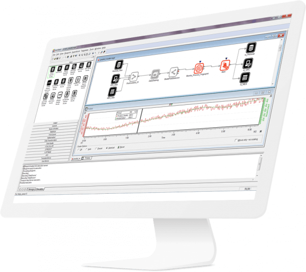 GE Digital's Proficy CSense's software enables engineers to rapidly develop analytic solutions to help improve production.